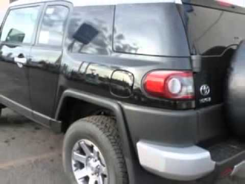 Larry H Miller Toyota Spokane >> 2014 Toyota FJ Cruiser Larry H. MIller Downtown Toyota Scion Spokane Spokane, WA 99201 - YouTube