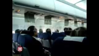 Emergencia a bordo de vuelo de Avianca