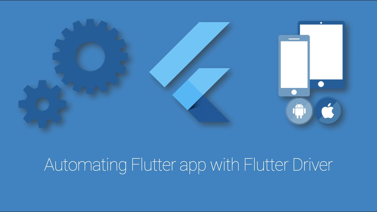 Part 1 - Introduction, Installation and configuration of Flutter for  Flutter app testing