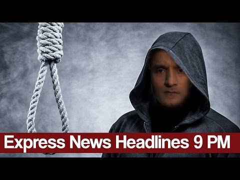 Express News Headlines and Bulletin - 09:00 PM - 10 April 20