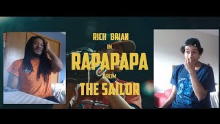 Rich Brian - Rapapapa REACTION