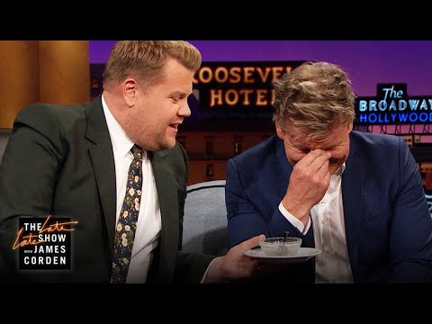 Gordon Ramsay Eats a Disgusting Serving of Revenge