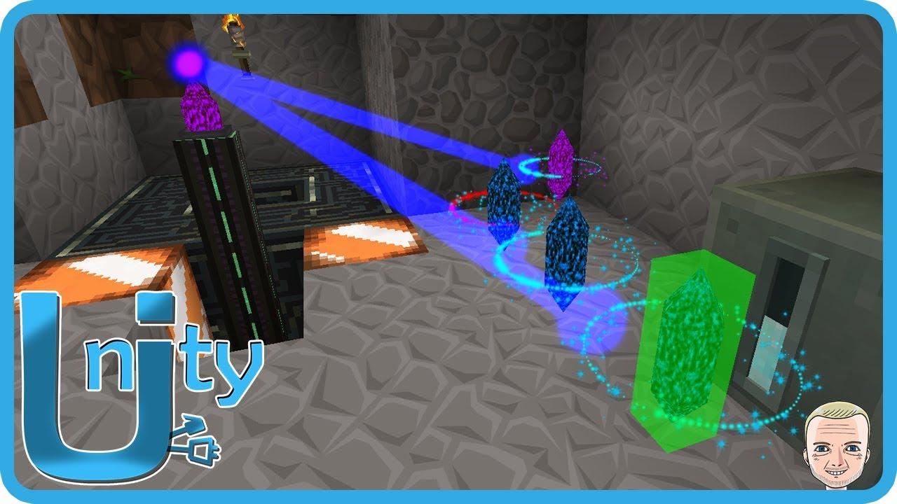 Das Zeug Ist Der Hammer - Wyvern Wireless Energy Crystal ★ Minecraft Unity  31 ★ Danger Zockt