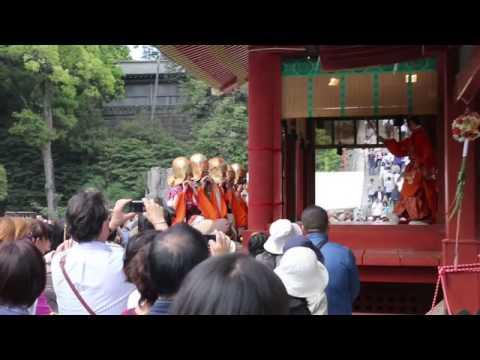 Gagaku music in Kamakura Shrine 2