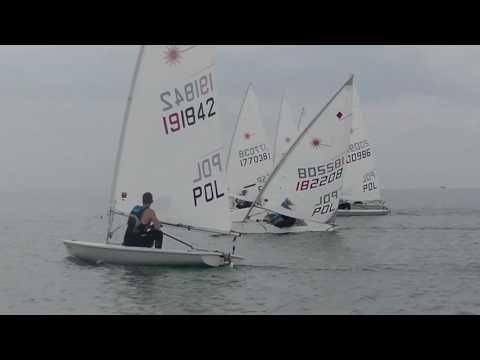 Laser Team Poland - Torrevieja training