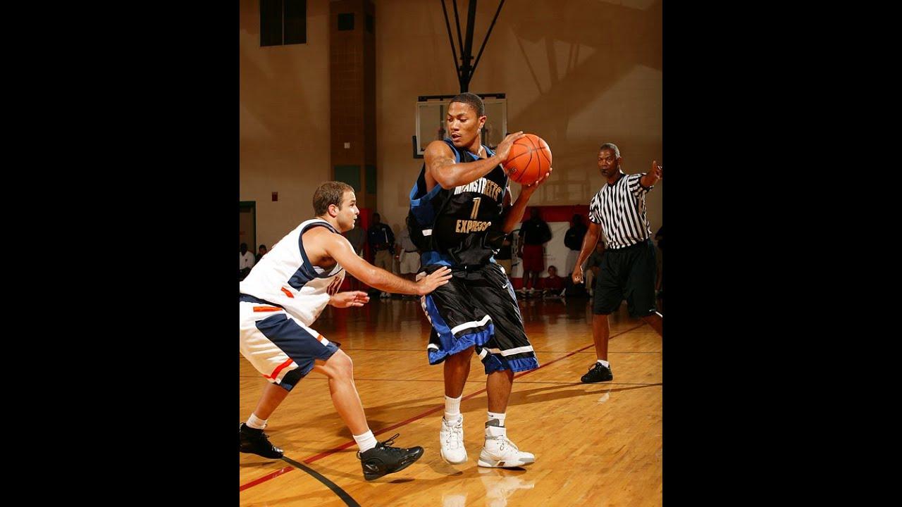 Derrick Rose and Eric Gordon VS Willie Warren High School Highlights | NBA 2015-16 Season