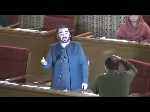 Khalid Lango Talk About Fight of pashtoon baloch