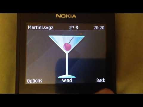 Nokia Asha 210 Clip Art