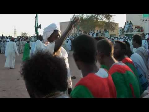 Dervish dance in Sudan's capital Khartoum