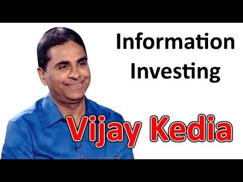 Information Investing Vijay Kedia Hindi