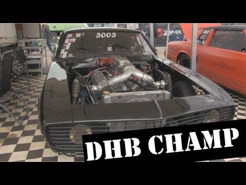 Twin Turbo BBC 69 Camaro Win DHB 2019