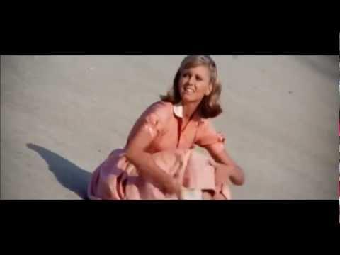 from Grease movie  Sandra Dee is Olivia Newton John