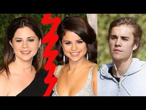 Selena Gomez BREAKS Ties with Her Mom for Justin Bieber!