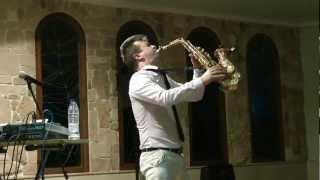 Still Loving You. Scorpions. Ismael Dorado (Cover sax)