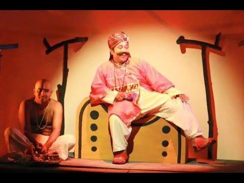 Hirok Rajar Deshe performed by Theatre ULAB