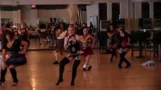 Baixar Cheryl Burke Dance Studio, Ladies of Burlesque, April 2013