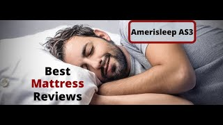 Review Amerisleep AS3 motion transfer control
