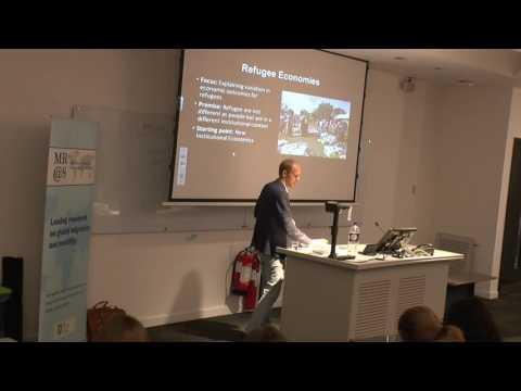 Migration Research at Sheffield Annual Lecture - Professor Alexander Betts