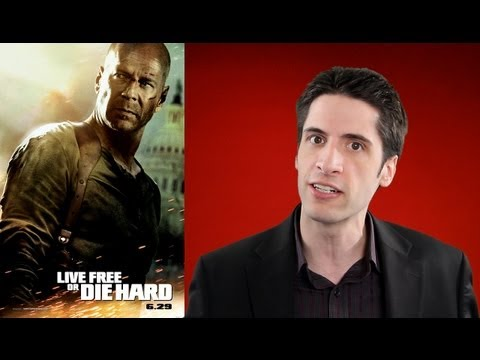 Live Free Or Die Hard (Die Hard 4.0) movie review