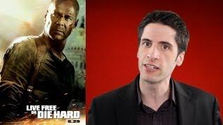 Live Free Or Die Hard (Die Hard 4.0) movie review