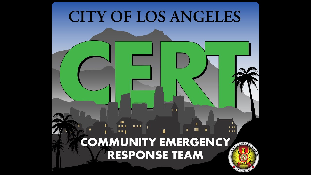 Download History of the Community Emergency Response Team (CERT) Training