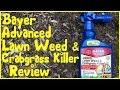 Bayer Advanced Lawn Weed & Crabgrass Killer Reviews