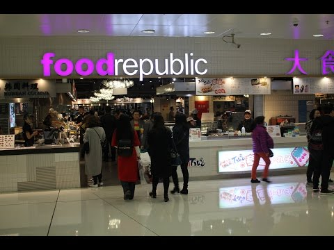 Food Republic / 大食代 at Oriental Plaza Beijing / 东方新天地