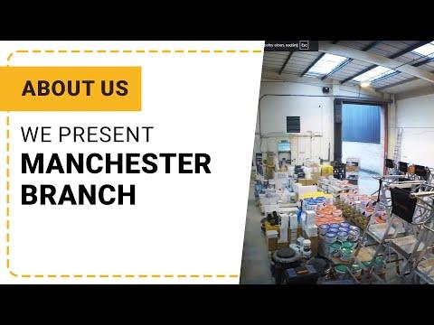 IBB Builders Merchants Manchester Depot