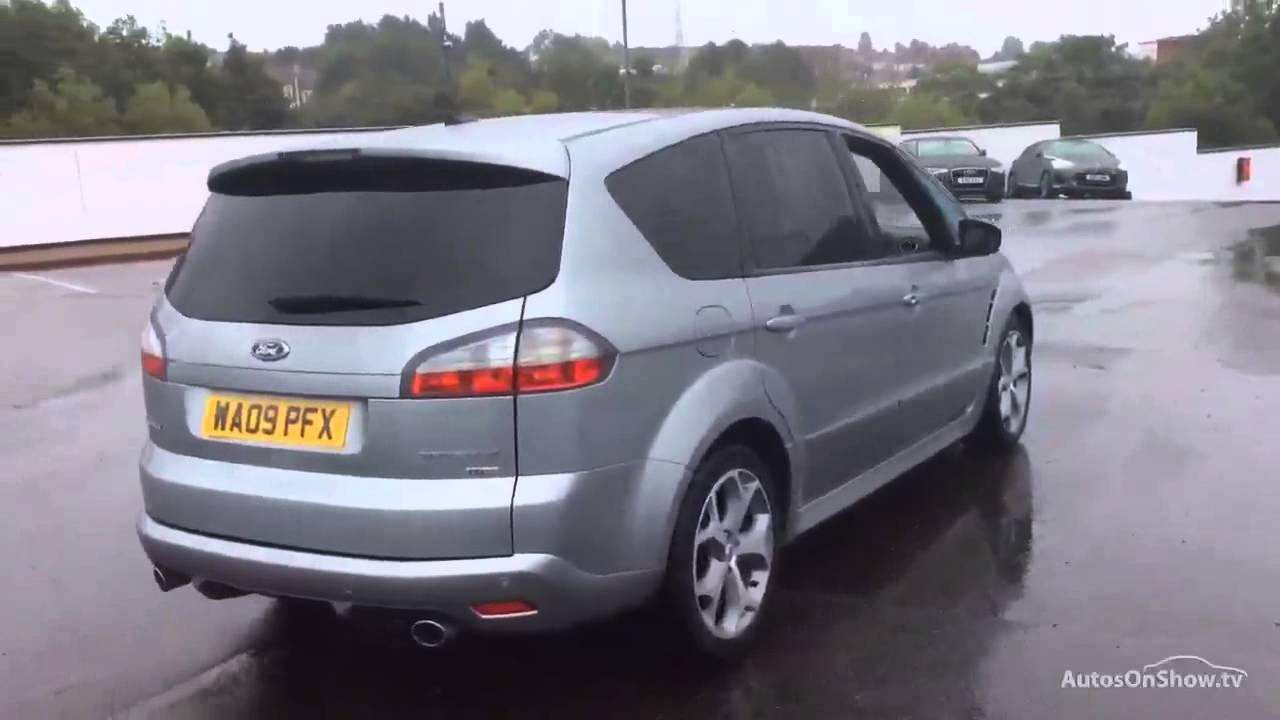 ford s max titanium tdci aluminium silver 2009 youtube. Black Bedroom Furniture Sets. Home Design Ideas