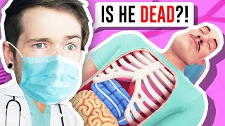 We Became SURGEONS! (Surgeon Simulator 2)