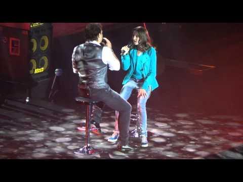 Marco en Jada Borsato -  Samen voor altijd (LIVE)