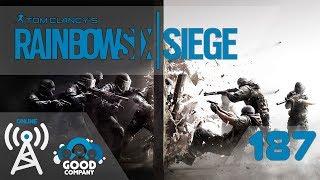 Rainbow Six: Siege - Стрим 187