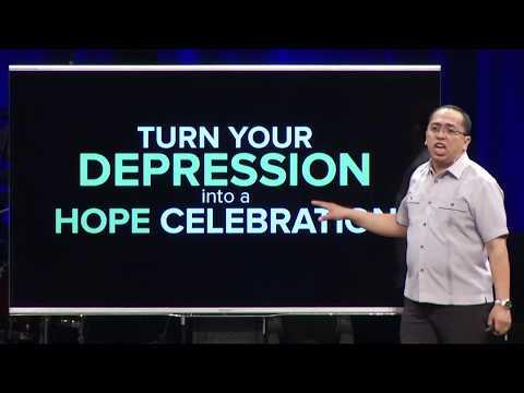 The Minefield - Turn Depression Into a H.O.P.E Celebration - Bong Saquing