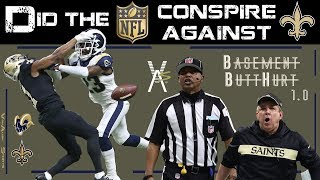 NFC Championship was NOT rigged!  /  Basement Butthurt  Ep.1