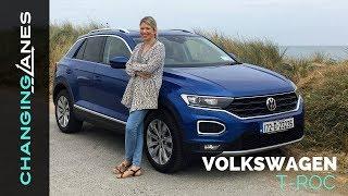 Volkswagen T-ROC 1.5TSI Sport Review Video
