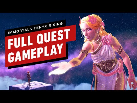 Immortals Fenyx Rising: Full Quest Gameplay