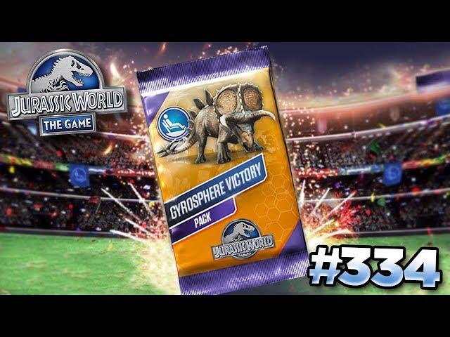 Super Draft Challenge! || Jurassic World - The Game - Ep334 HD