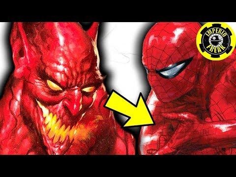 Spider-Man: Duende Rojo La Terrible Fusión de Carnage y Duende Verde - Historia Completa (Comic)