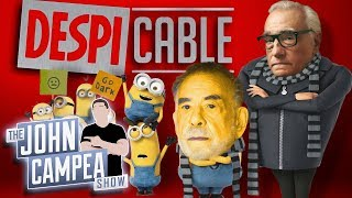 """Coppola Joins Scorsese Calls Marvel Films """"Despicable"""" - The John Campea Show"""