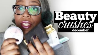 Beauty Crushes ♡ My December 2014 Beauty Favorites Thumbnail