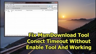 Msm download tool firehose