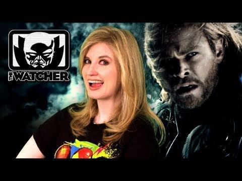 The Watcher - Episode 22 - Thor Movie hits theaters, Adamantium vs Vibranium