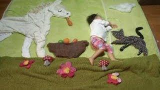 """""""Seni Bayi Tidur"""" Kreativitas Seorang Ibu di Jepang"""