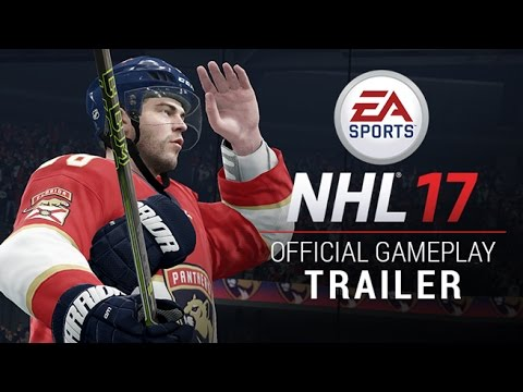 Nhl 17 Official Gameplay Trailer Xbox One Ps4 Youtube