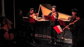 Heinrich Bach (1615-1692) Sonata a cinque II en fa mayor