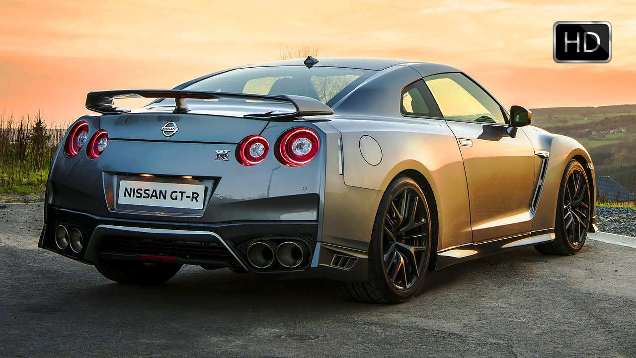 2017 Nissan Gt R With 3 8 L Twin Turbo V6 565 Hp Exterior Interior Driving Hd