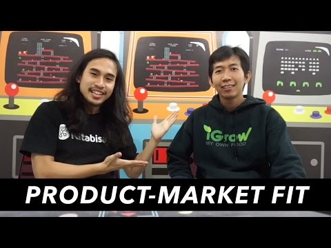 PRODUCT-MARKET FIT feat. Andreas Senjaya (CEO, iGrow) | #CAST 13