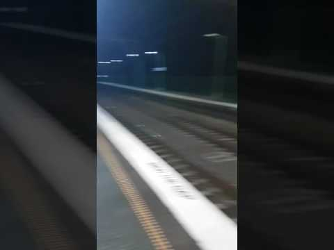 Paranormal Haunting of a train station in Sydney Macquarie fields train station