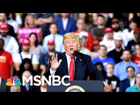 President Donald Trump Disapproval At 60 Percent In New Poll | Morning Joe | MSNBC