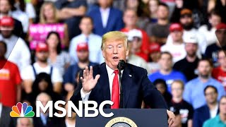 President Donald Trump Disapproval At 60 Percent In New Poll   Morning Joe   MSNBC